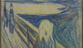 Планы на майские: выставка Эдварда Мунка в Третьяковской галерее