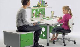 Как организовать рабочее место для школьника