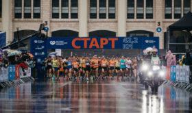 В Москве пройдет самый массовый марафон в России